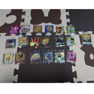ドラゴンボール 超戦士ウエハースZ 強者たちの超決戦 19種類 35枚セット