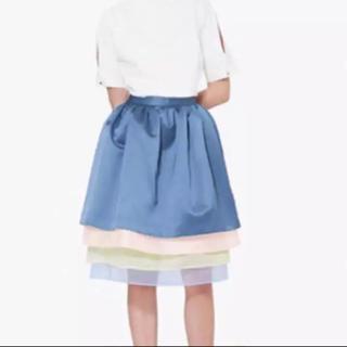 パメオポーズ(PAMEO POSE)の【最安値最終値下げ】PAMEO POSE スカート(ひざ丈スカート)