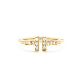 ティファニー(Tiffany & Co.)のティファニー ワイヤーリング(リング(指輪))