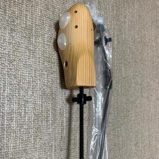 シューズ ブーツ ストレッチャー 22~27cm 他製品と互換性(その他)