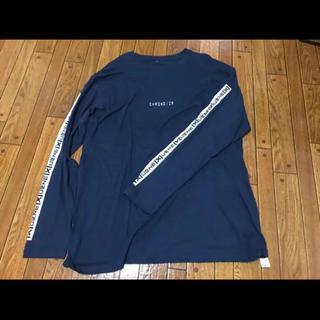 【最終値下げ】CHRONOIZMクロノイズム ロングTシャツ(Tシャツ/カットソー(七分/長袖))