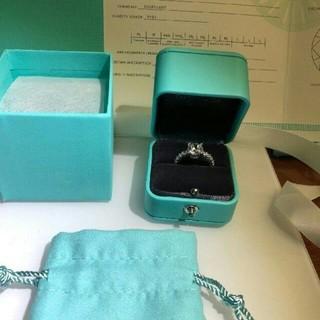 ティファニー(Tiffany & Co.)のリング Tiffany&Co. 12号(リング(指輪))