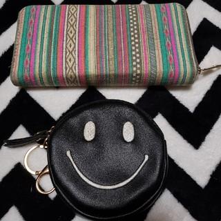 ローズバッド(ROSE BUD)の財布とニコちゃんポーチセット 夏財布(財布)