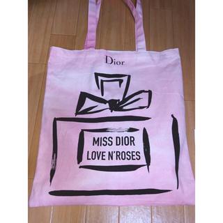 ディオール(Dior)のミスディオール展覧会 トートバッグ♡(トートバッグ)