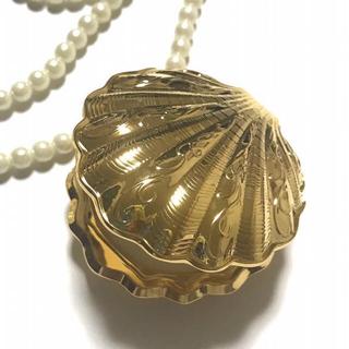 レメルヴェイユーズラデュレ(Les Merveilleuses LADUREE)のラデュレ  貝殻ケース 新品(その他)