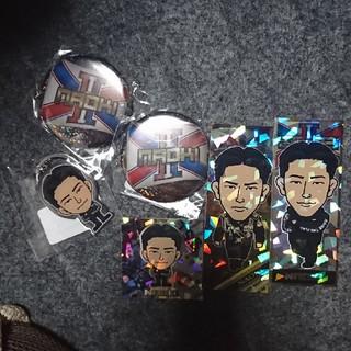 サンダイメジェイソウルブラザーズ(三代目 J Soul Brothers)の小林直己セット(ミュージシャン)