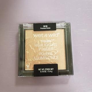 セフォラ(Sephora)の新品 wet n wild ハイライト Precious Petals(フェイスカラー)