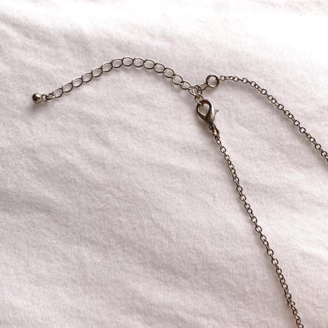 FRAY I.D(フレイアイディー)の【値下げ】フラワー ネックレス ピンク レディースのアクセサリー(ネックレス)の商品写真