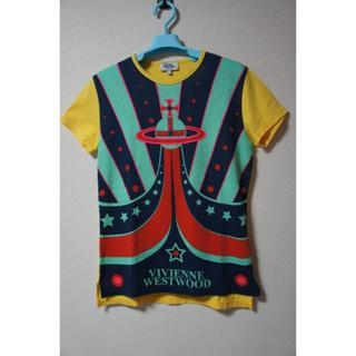 ヴィヴィアンウエストウッド(Vivienne Westwood)のVivienne WestwoodMAN ヴィヴィアンウェストウッド オーブ柄T(Tシャツ/カットソー(半袖/袖なし))