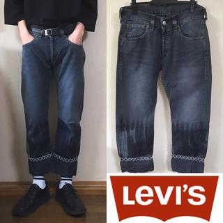 Levi's - levis リーバイス 901 デニム リメイク ツギハギ 新品未使用品