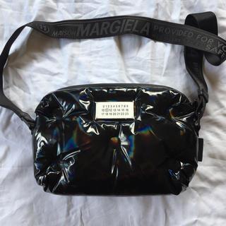 マルタンマルジェラ(Maison Martin Margiela)の19SS新品 マルジェラ Glam Slam クロスボディバッグ 今期 黒(ショルダーバッグ)