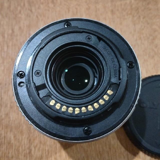 OLYMPUS(オリンパス)のOLYMPUS M.ZUIKO DIGITAL 14-42 Ⅱ 標準レンズ スマホ/家電/カメラのカメラ(レンズ(ズーム))の商品写真