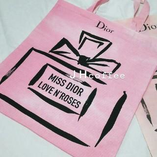 ディオール(Dior)の送料込 非売品 ミスディオール展覧会 トートバッグ 限定 dior  (トートバッグ)