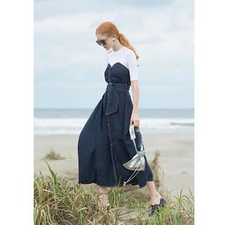 Ameri VINTAGE - Ameri Vintage のDENIM UNIFY DRESS