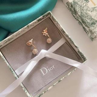 ディオール(Dior)の美品 レディースイヤリング ☆ディオール 未使用品(イヤリング)