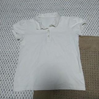 ベルメゾン(ベルメゾン)のベルメゾン ジータ GITA 女の子 スクール半袖ポロシャツ 150 送料込み(Tシャツ/カットソー)