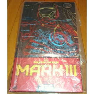 MARVEL - HotToys ホットトイズ アイアンマン マーク3 トイサピエンス限定版