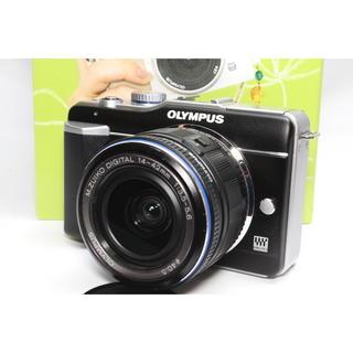 オリンパス(OLYMPUS)の❤️PENを持って出かけよう❤️OLYMPUS PEN E-PL1 レンズキット(デジタル一眼)
