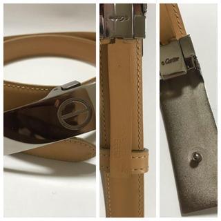 new products 8f1a9 728a2 カルティエ ベルト(レディース)の通販 46点 | Cartierの ...