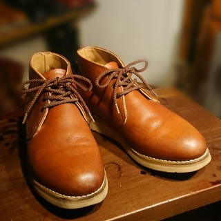レッドウィング(REDWING)の美品◆羽タグ◆REDWING 595  6.5D(24.5~25.5cm(ブーツ)
