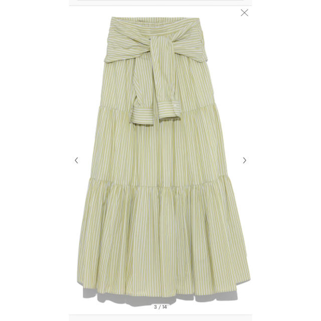 FRAY I.D(フレイアイディー)の今季 新品 フレイアイディー スカート  レディースのスカート(ロングスカート)の商品写真
