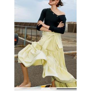 フレイアイディー(FRAY I.D)の今季 新品 フレイアイディー スカート (ロングスカート)