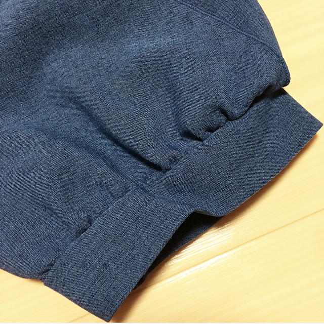 しまむら(シマムラ)のパフスリーブ ブラウス レディースのトップス(シャツ/ブラウス(半袖/袖なし))の商品写真