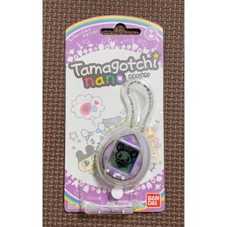 バンダイ(BANDAI)のバンダイ たまごっち nano 新品 未開封(携帯用ゲーム本体)
