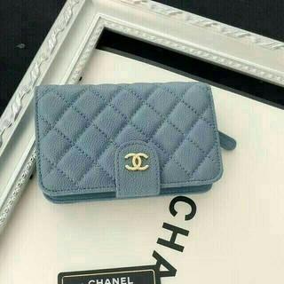 シャネル(CHANEL)のシャネルCHANEL 二つ折り財布 (折り財布)