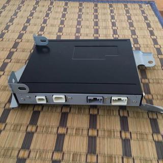トヨタ(トヨタ)のレクサスSC430 40ソアラ 純正地デジチューナー(カーナビ/カーテレビ)