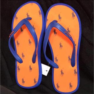ポロラルフローレン(POLO RALPH LAUREN)の新品未使用タグ付き 正規品 ポロラルフローレン メンズサンダル メンズ靴26.5(サンダル)