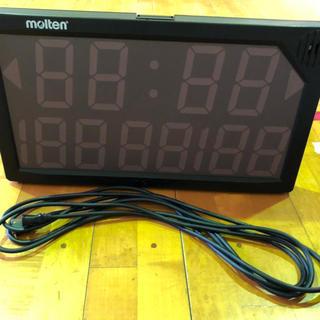 モルテン(molten)のデジタイマ TOP100X(バスケットボール)