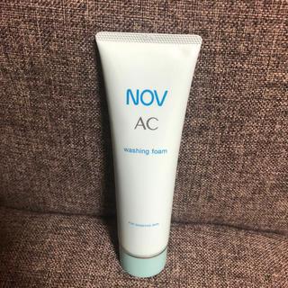 ノブ(NOV)のNOV AC ウォッシングフォーム(洗顔料)