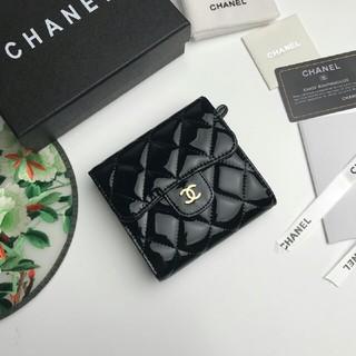 シャネル(CHANEL)のCHANEL 三つ折り財布 ウォレット 新品(折り財布)