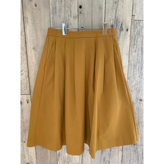 ユニクロ(UNIQLO)のユニクロ☆膝丈スカート(ひざ丈スカート)
