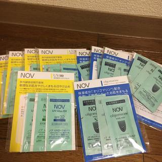 ノブ(NOV)のNOV  サンプルセット 12セット(サンプル/トライアルキット)