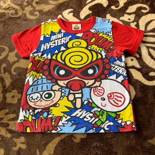 ヒステリックミニ(HYSTERIC MINI)のTシャツ 90センチ(Tシャツ/カットソー)
