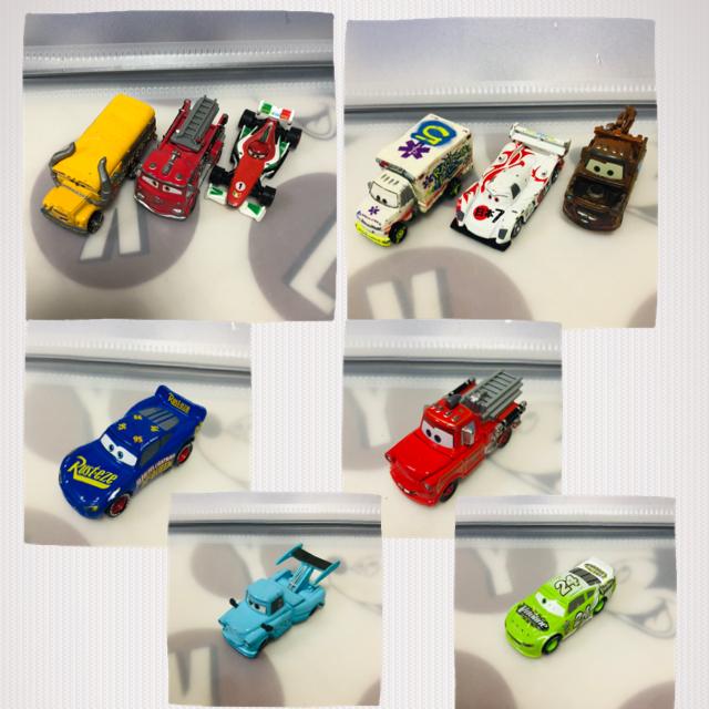 ミニー様専用 トミカ カーズ 10個セット エンタメ/ホビーのおもちゃ/ぬいぐるみ(ミニカー)の商品写真