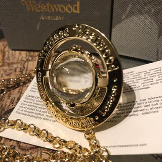 Vivienne Westwood - ヴィヴィアンウエストウッド スモールオーブネックレスゴールド