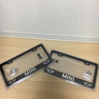 BMW - MINI ナンバーフレーム