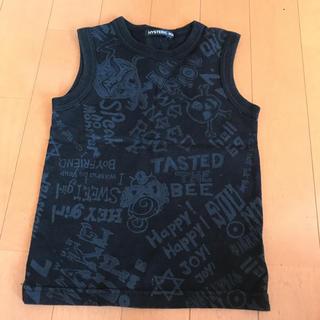 ヒステリックミニ(HYSTERIC MINI)のヒスミニ★トップス 100cm(Tシャツ/カットソー)