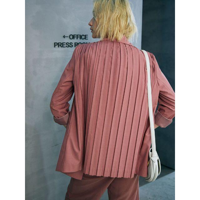 Ameri VINTAGE(アメリヴィンテージ)の☆新品 完売品 AMERI WAIST BELT TAILORED JACKET レディースのジャケット/アウター(テーラードジャケット)の商品写真