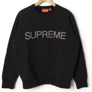 Supreme - ☆ supreme トレーナー スウェットS