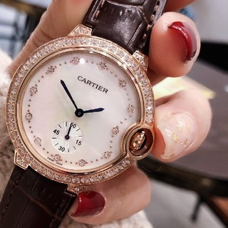Cartier - 極美品 CARTIER カルティエ 腕時計