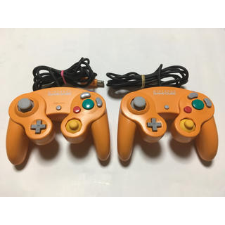 ニンテンドーゲームキューブ - ゲームキューブコントローラー 2個セット