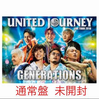 ジェネレーションズ(GENERATIONS)のジェネレーションズ  ライブ  DVD  通常盤(ミュージック)