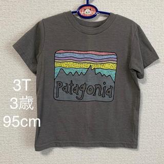パタゴニア(patagonia)のパタゴニア定番Tシャツ◎3T 95cm 3歳(Tシャツ/カットソー)