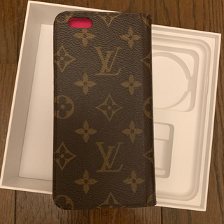 LOUIS VUITTON - ルイヴィトン iPhoneケース iPhone6plus