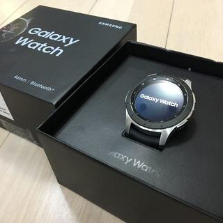 SAMSUNG - サムスン Galaxy Watch ギャラクシーウォッチ(1)