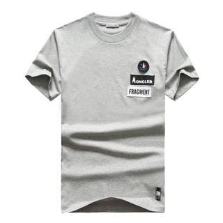 モンクレール(MONCLER)のTシャツ プリント 2枚 4割引き モンクレール MONCLER(Tシャツ/カットソー(半袖/袖なし))